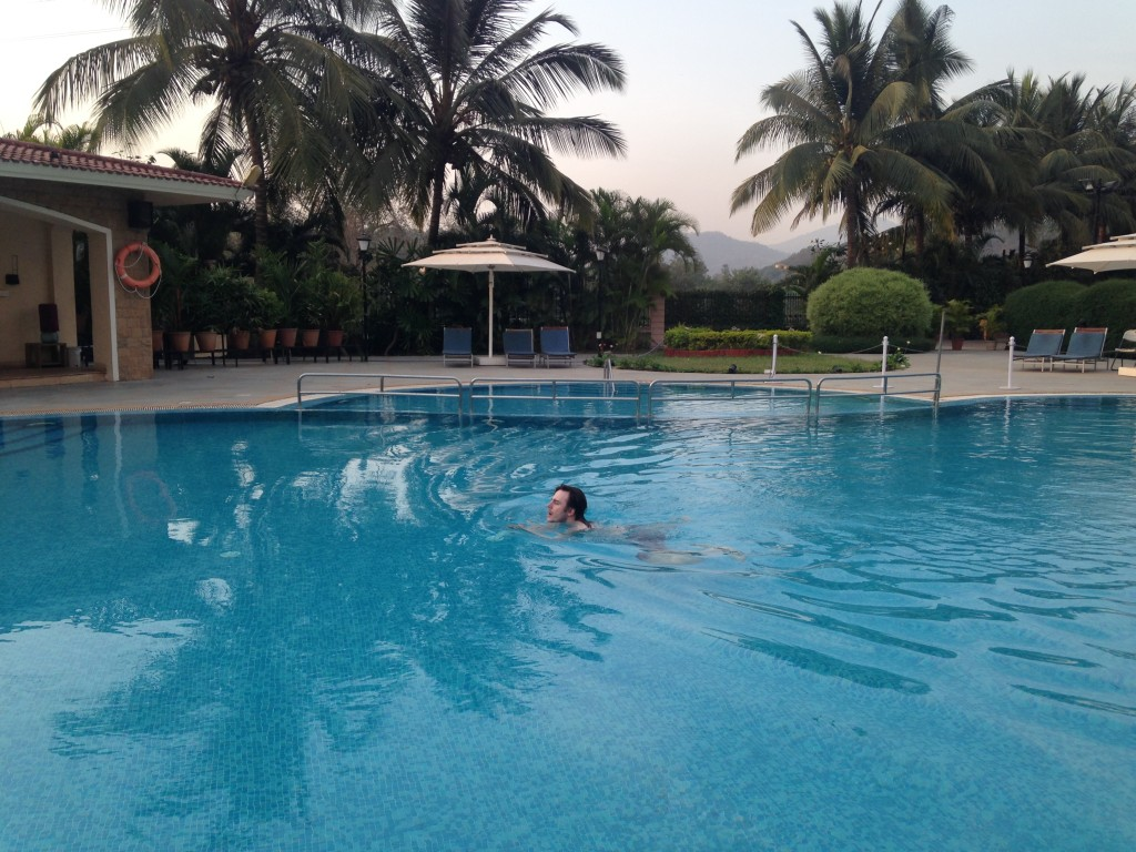 The Pool at Ramada Hotel