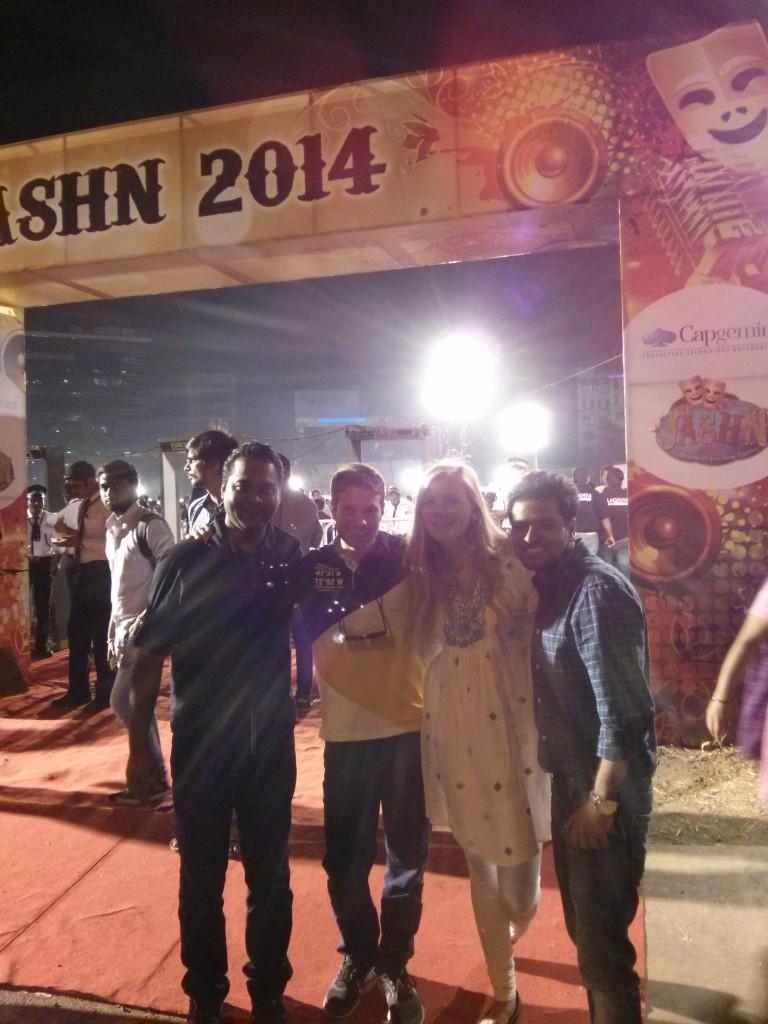 The gang who notoriously raided Mumbai on Saturday.