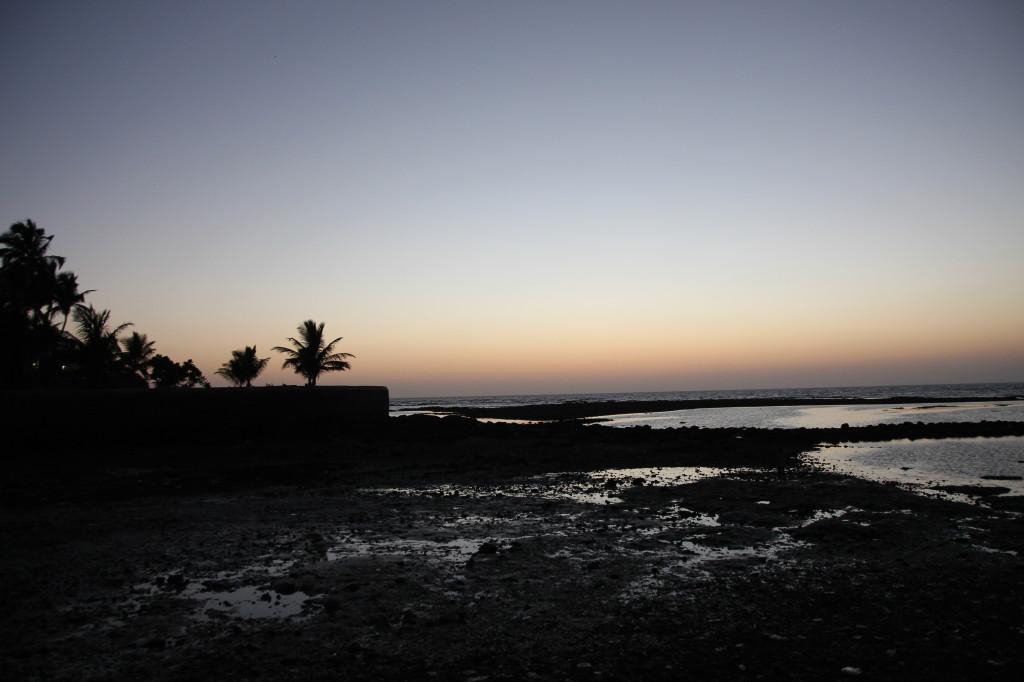 Sunset at Worli